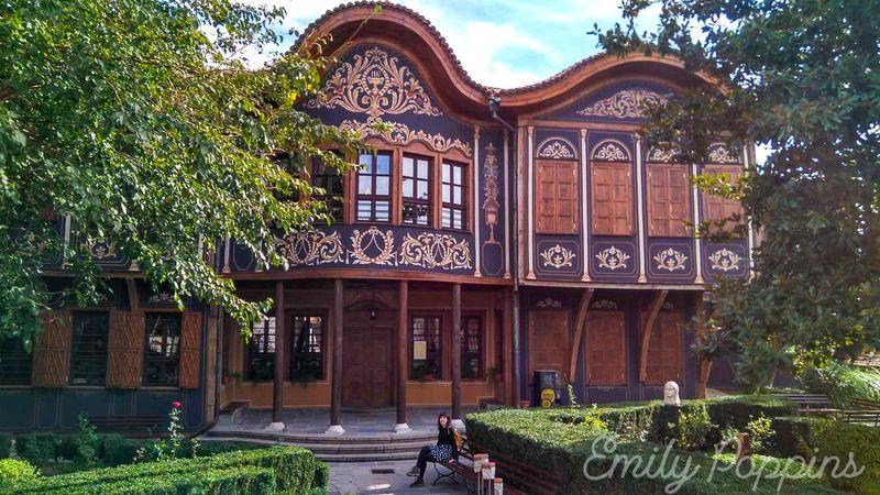 MUSEO ETNOGRAFICO PLOVDIV