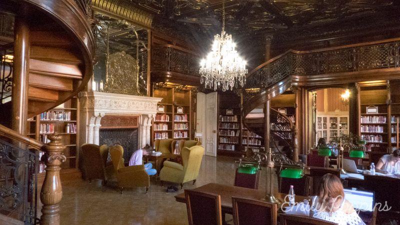 Libreria-Ervin-Szabo-budapest
