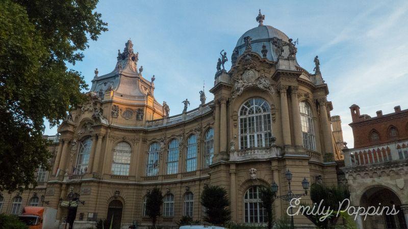 budapest-castillo-vajdahunyad-replica