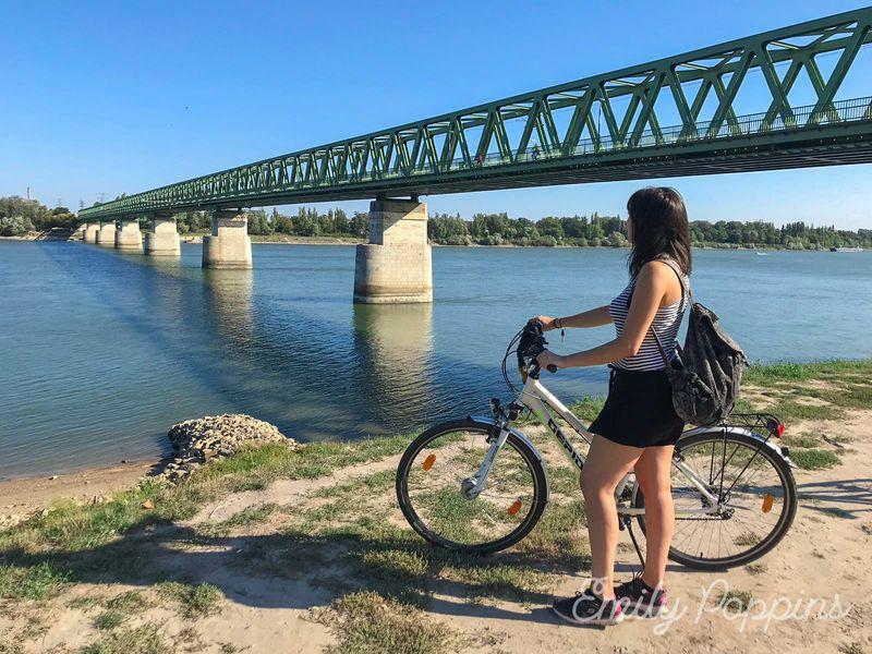 paseo-bicicleta-danubio