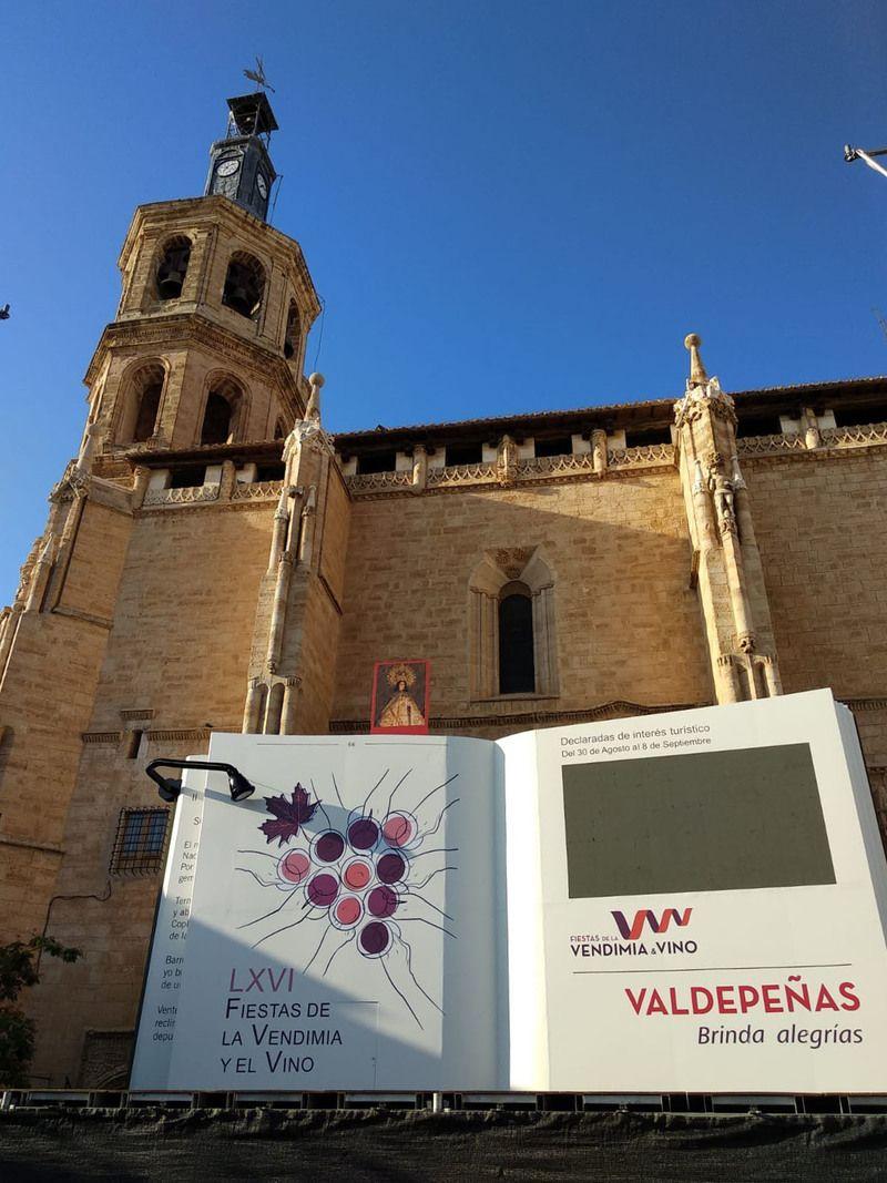 plaza-valdepeñas-fiestas-del-vino-2019