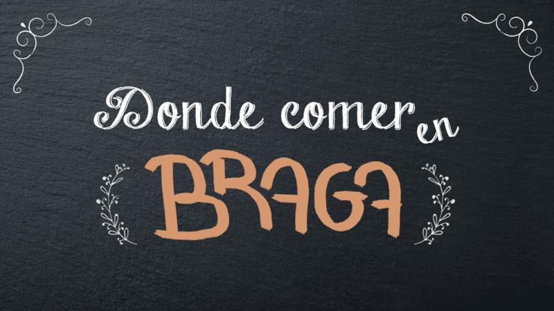 15 Restaurantes donde comer en Braga para todos los bolsillos