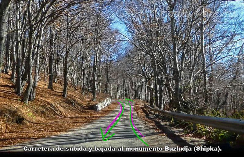 conducir-en-bulgaria-carretera-buzludja